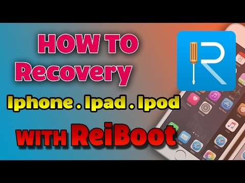 How to fix iPhone Stuck in Recovery Mode loop without Data Loss