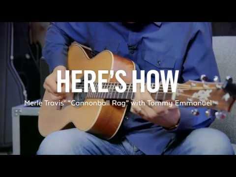 Here's How: Merle Travis'