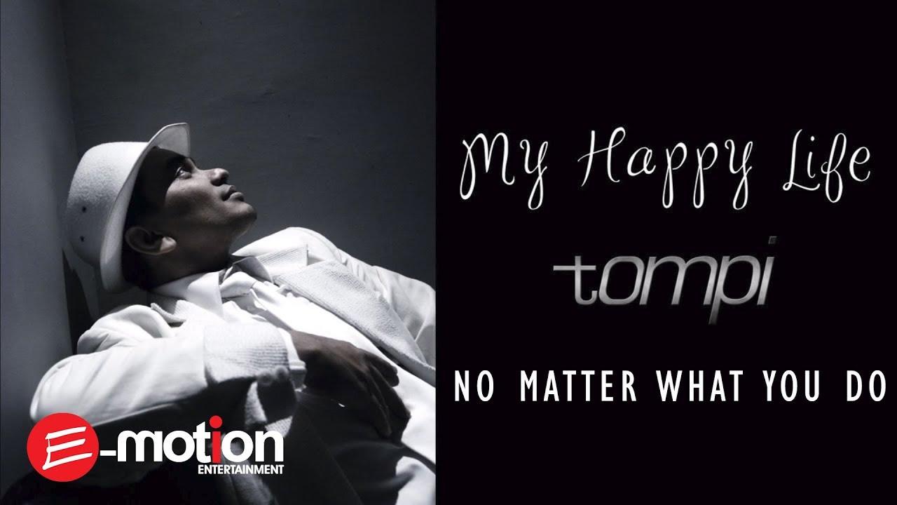 Tompi - No Matter What You Do
