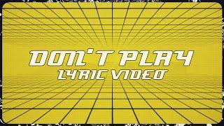 Anne-Marie x KSI x Digital Farm Animals - Don't Play [Official Lyric Video]