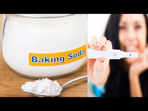 Homemade Pregnancy Test With Baking Soda