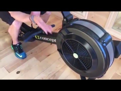 Rowing Workout to Increase Power