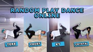 KPOP RANDOM PLAY DANCE GAME ONLINE 2020 feat. @Ky27 @Tere Akira @cdiamondgif | Frost Dance Cover