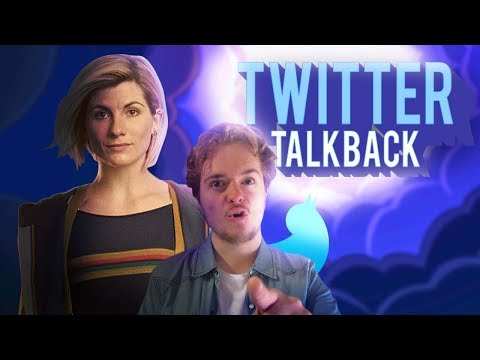 YOUR Thoughts on the 13th Doctor's Costume | Twitter Talkback
