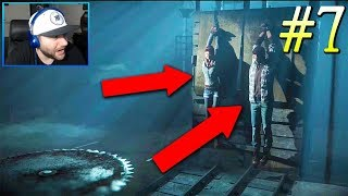 Choose one to live... 💀 UNTIL DAWN - Part 7