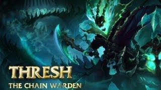 Thresh: Champion Spotlight | Gameplay - League of Legends