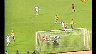 Украина - Россия 3:2. Отбор к ЧЕ-2000 (обзор).