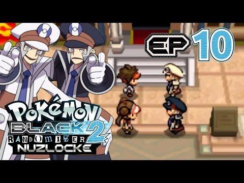 Pokemon: Black 2 Randomizer Nuzlocke - Part 10 - Desert Resort
