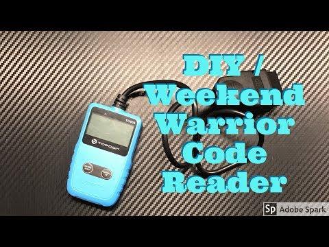 Cheap Tool DIY Code Reader TOPDON