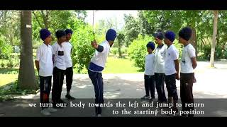 Learn Gatka step-by-step: Morni Pentra (Lesson 2)