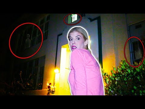 Don't Go Here at 3am! (Real Ghost)