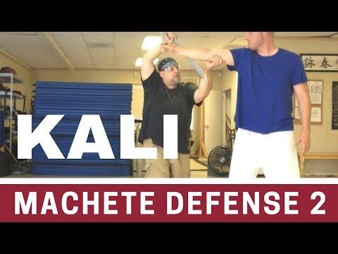 Xxx Mp4 Kali Amp Silat Machete Responses To Angle 2 Attack 3gp Sex