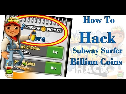How To Hack Subway Surfer Million Coins on iPhone,iPad (No Jailbreak Required) 2016 Method