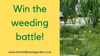 How to weed your garden - expert tips
