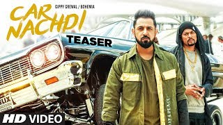 Car Nachdi Teaser | Gippy Grewal, Bohemia | Jaani, B Praak | Releasing 13 June 2017