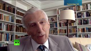 Humans on Mars may be in effect a new species within a century or two - Lord Martin Rees