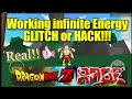 Download  ROBLOX Working Infinite Energy GLITCH NOT HACK DRAGON BALL RAGE!!! MP3,3GP,MP4