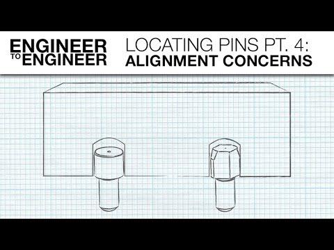 Locating Pins Pt. 4: Alignment Concerns | Engineer to Engineer | MISUMI USA
