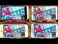 Iphone 5s Vs Samsung Galaxy S5 Vs Htc One M8 Vs Note 3 The Amazing Spider Man Graphics Comparison