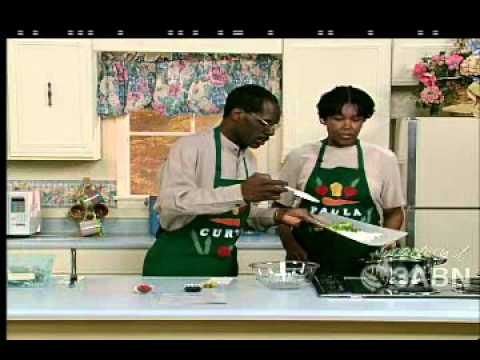 Vegetarian Southern Cuisine: Collard Greens; Mushroom Steaks; No Bake Banana Pudding