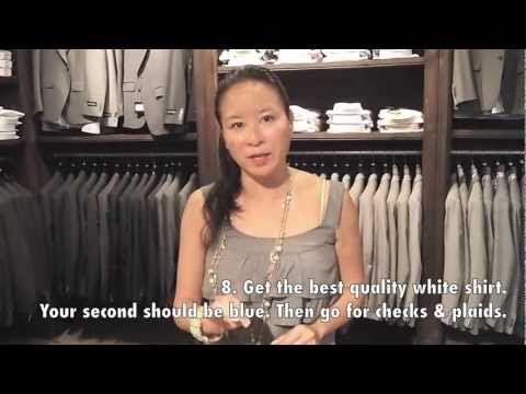 Gotstyle Menswear - Helpful Tips on Buying Your First Suit