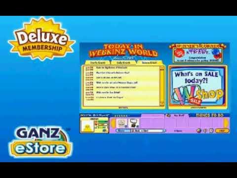Webkinz Deluxe MemberShip