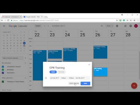 Google's New Calendar Update is awesome by Chris Menard