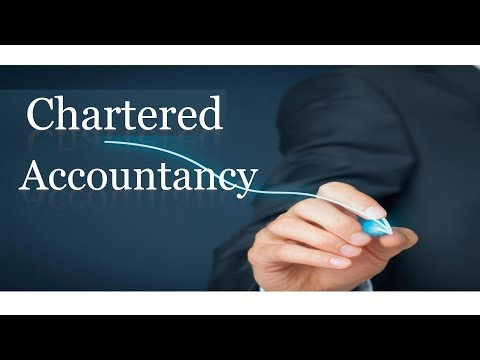 How to become a CA - Chartered Accountant