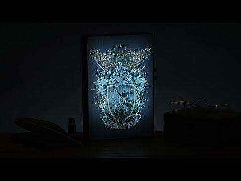 Harry Potter™ Ravenclaw™ Luminart | Paladone
