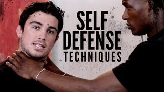 Self Defense Training: How to Defend Yourself From an Attacker (FULL DEMONSTRATION) | MMA SURGE