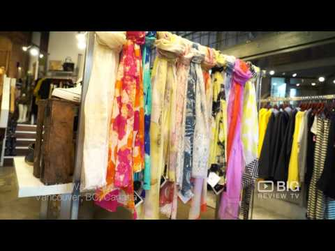 Poppy & Rye Clothing Store in Vancouver BC for Clothes and Accessories