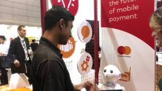 FinTech Festival Highlights Day 4 - Maggie reviews Pepper