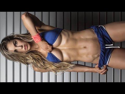 Xxx Mp4 Amazing Female Fitness Model Workout Beast In Beauty Intense Workout Next Level 💪 3gp Sex