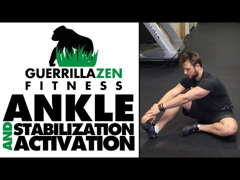 Advanced Ankle Stability Exercises | Sprain Prevention