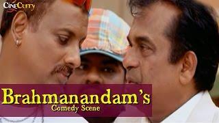 Brahmanandam's Comedy Scene From Maha Nayak