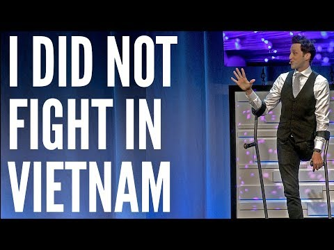 I did not fight in Vietnam