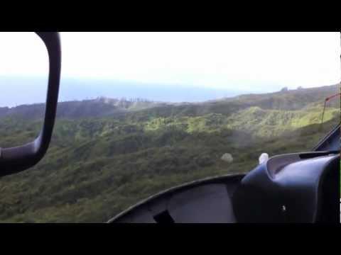 Maui to Molokai Helicopter Trip