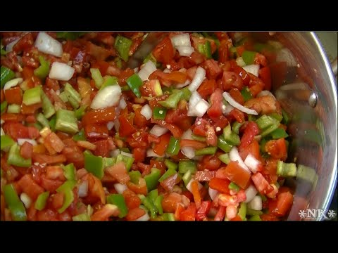 Making and Canning Homemade Ro Tel ~ Noreen's Kitchen