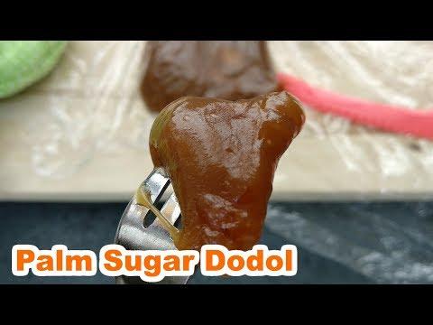 Dodol Gula Melaka - Sweet and Easy Palm Sugar Toffee-Like Dish Recipe | MyKitchen101en
