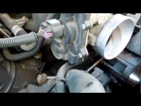 2004 GMC Yukon XL 1500 5.3L Throttle Body, Throttle Position Sensor TPS, Idle Air Control IAC