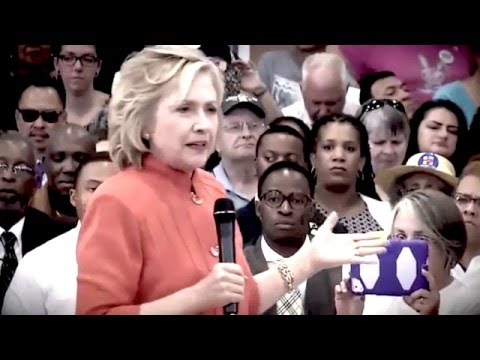 Hillary Clinton Supports Australia-style Gun Confiscation