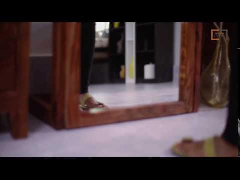 Sirius Standing Mirror