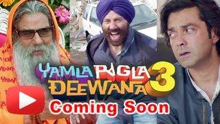 Yamla Pagla Deewana 3 On The Cards!