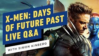 X-Men: Days of Future Past w/ Writer Simon Kinberg Q&A Watch-Along - WFH Theater