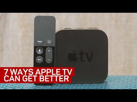 7 ways Apple TV can get better