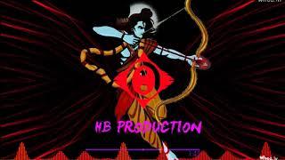 Shri Ram Sena - Belgaum 2019   EDM Mix   Dj Bablu   Music Jinni