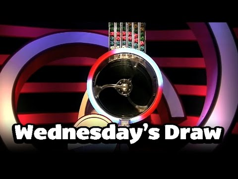The National Lottery 'Lotto' draw results from Wednesday 27th August 2014