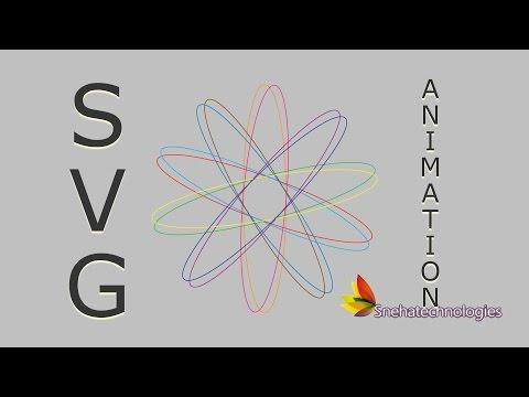 SVG animation using Illustrator & Dreamviewer