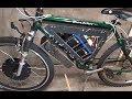 DIY Electric Bike S01E01: Home made Ebike battery box