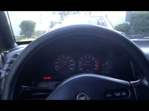 300ZX with new clutch fan that sounds like a truck please watch and help!!
